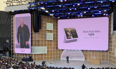 Google Nest Hub Max anunciado y lo tendremos en España