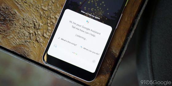 Google Assistant integra la petición de comida de forma nativa