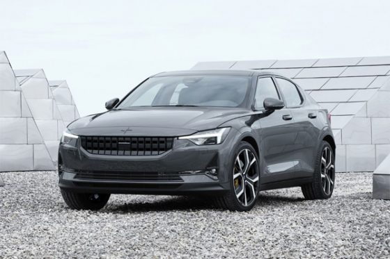 El Polestar 2 vendrá con Android Automotive OS con Google Assistant