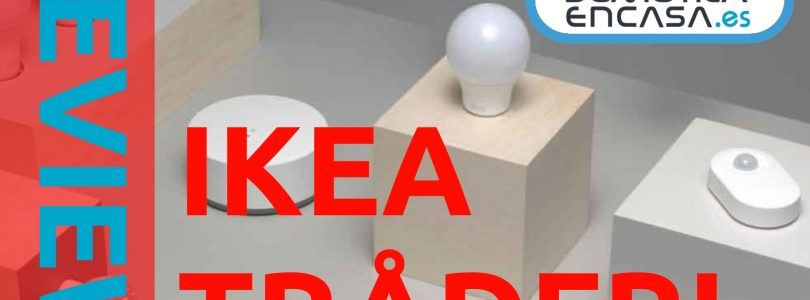 Ikea Tradfri: Funcionamiento del sistema Smart Home de Ikea