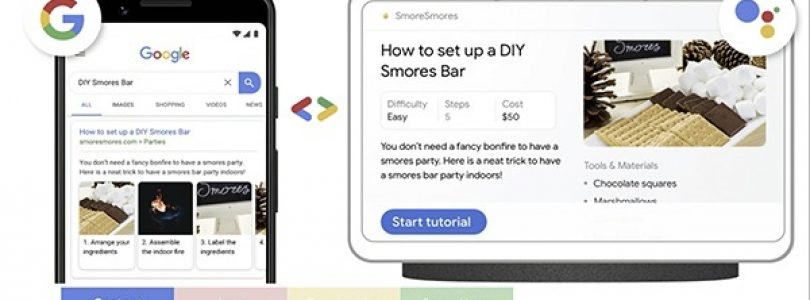"Google introduce la posibilidad de crear vídeos ""How to"" para pedirlos a Google Assistant"