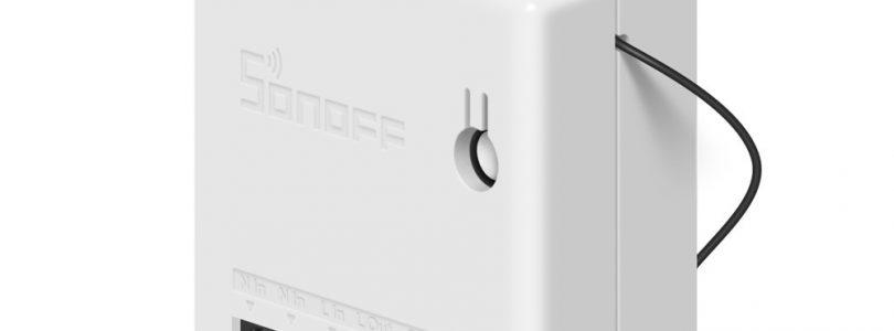 Sonoff presenta el nuevo Sonoff Mini, el dispositivo ideal para instalaciones