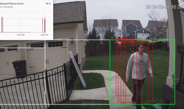 Frigate: Reconocimiento en tiempo real de personas en una cámara RTSP en Home Assistant