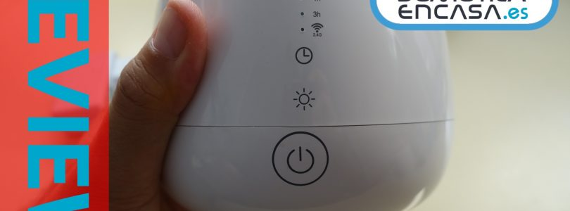 Humidificador Zemismart Wifi: Review y opinión