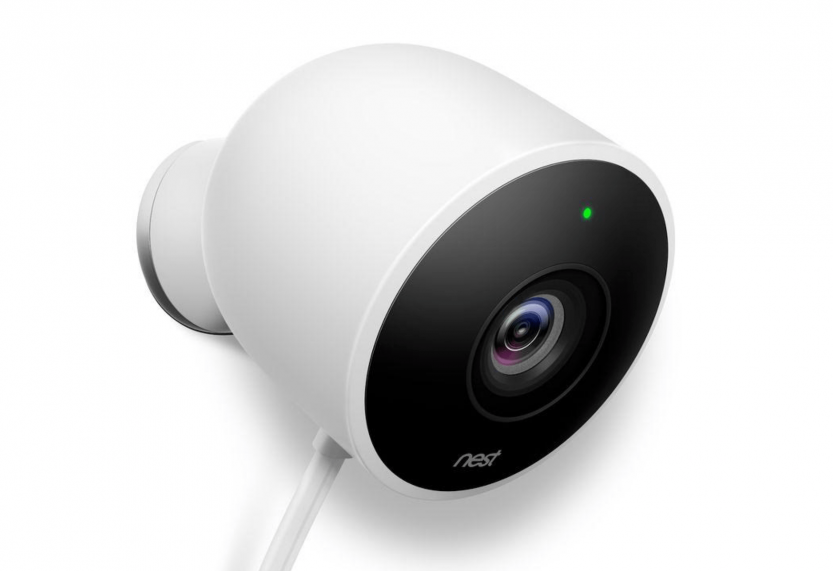cámara nest