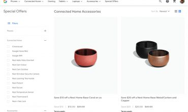 Google parece que cambiará el nombre de Google Home a Nest Home