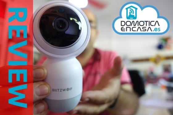 Blitzwolf BW-SHC1: Review de la cámara para Smart Life