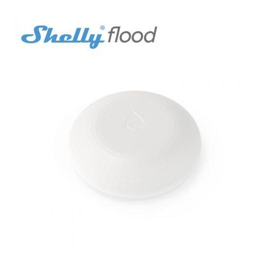 Shelly activa la reserva del Shelly Flood, su detector de fugas de agua