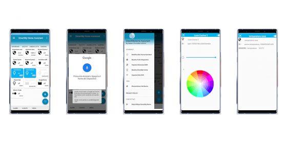¿Buscas una App para controlar Home Assistant? Mira SmartMy