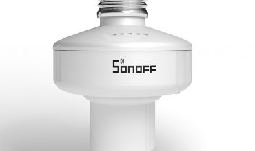 Nuevo Sonoff Slampher R2, la nueva generación del casquillo E27