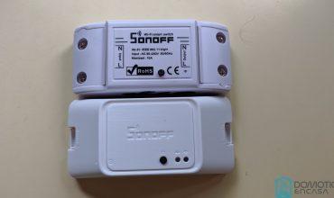 Contacto y desmontaje de los Sonoff Basic R3 y Sonoff Basic RF R3 y nuevo modo DIY