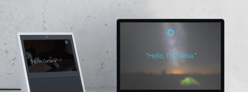 alexa en windows con cortana y sus grabaciones
