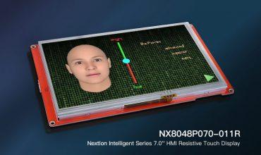 El fabricante de Sonoff lanza nuevas pantallas Nextion