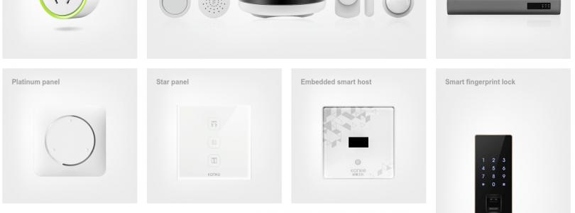 Konke, el ecosistema Zigbee 3.0 y WiFi similar al de Xiaomi