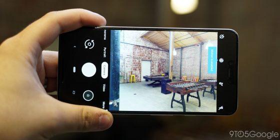 La nueva beta de la cámara de Google permitirá lanzar fotos con Google Assistant
