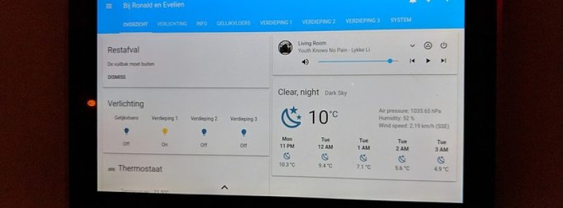 Instala Home Assistant, Mosquitto MQTT y Node-Red en Android