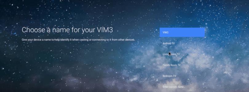 Android TV 9 llega a la placa VIM3