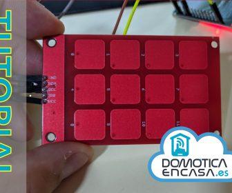 Home Assistant #44: Integramos un teclado numérico con ESPHome de 2€
