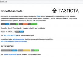 tasmota templates