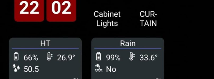Shelly nos deja probar la beta de su widget para Android