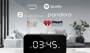 Nuevo despertador inteligente de Xiaomi a la vista, con soporte para Hue, Spotify, etc