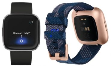 fitbit smartwatch alexa