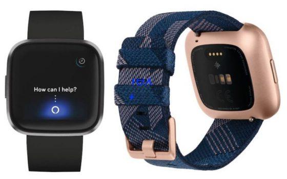 Alexa podría llegar a los smartwatch, empezando por fitbit