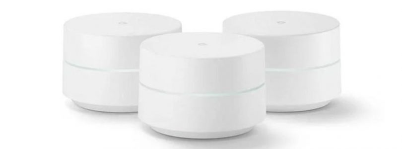 El posible Google WiFi 2, será compatible con WiFi 6 y Google Assistant