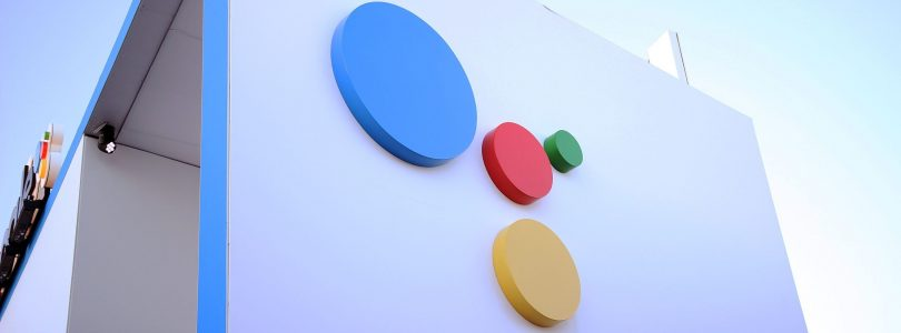 logo de google assistant privacidad