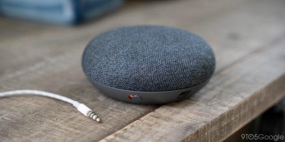 Nest Mini podría aparecer pronto en el mercado, el competidor de Echo Input