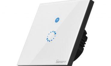 Sonoff T4, el nuevo interruptor de Sonoff que no necesita pasar cable neutro