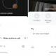 nuevo menú de opciones cuando se llama a Google Assitant