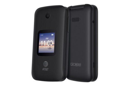 Alcatel lanzará en Estados Unidos 2 teléfonos de concha con KaiOS y Google Assistant