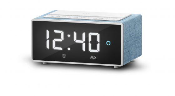 Energy Sistem presenta en IFA el Smart Speaker Wake Up, un reloj despertador con Alexa