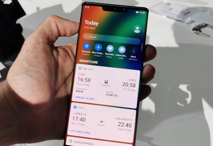 Huawei Assistant vendrá instalado por defecto en los Mate 30 y Mate 30 Pro