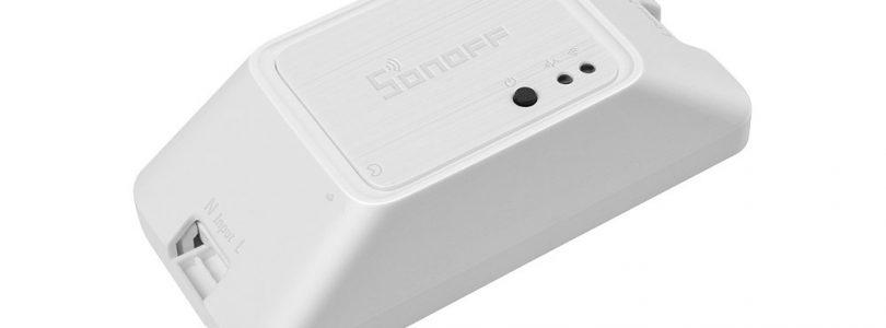 Sonoff Basic Zigbee: Llega el primer Sonoff con conectividad Zigbee