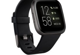 Fitbit Versa 2 con Alexa