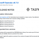 Tasmota versión 6.7.0