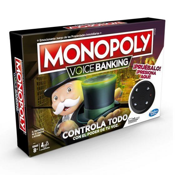 Nuevo Monopoly con asistente de voz