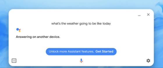 Un fallo de Google Assistant deja las pantallas encendidas de forma indefinida