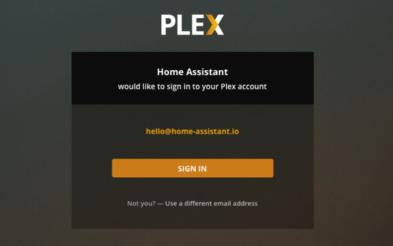 Home Assistant versión 0.11 integración con Plex