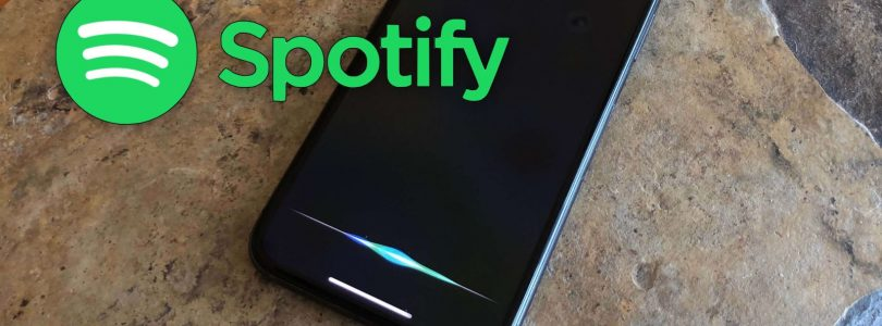 Spotify en Siri