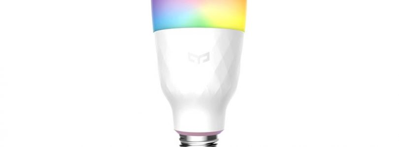 yeelight colour smart bulb 1s