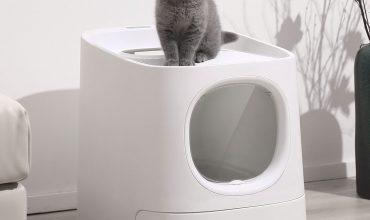 Xiaomi lanza un baño para gatos inteligente