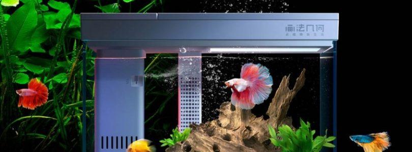 Xiaomi inicia el crowdfunding de un acuario inteligente
