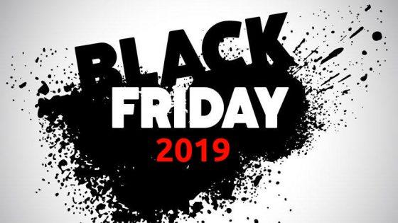¡Atentos que esto empieza  ya! ¡El Black Friday está aquí!