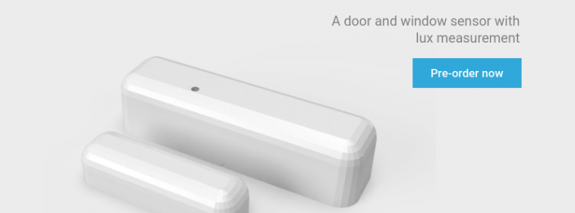 sensor de puerta/ventana de Shelly