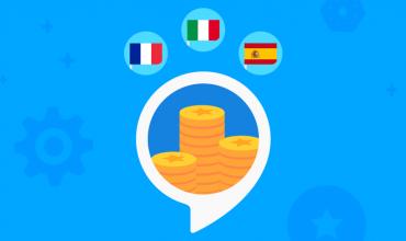alexa abre la monetización en españa, francia e italia