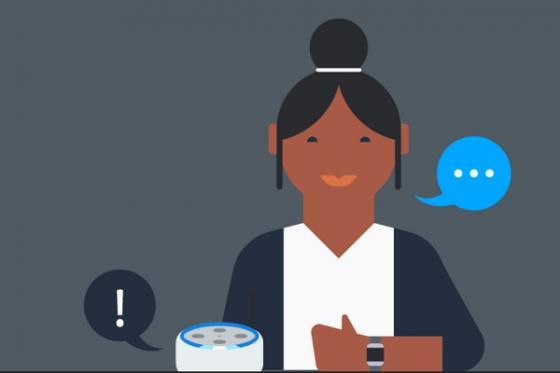 Alexa permite el uso de perfil personalizado en las Skills
