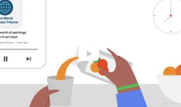 google assistant ofrecerá noticias personalizadas